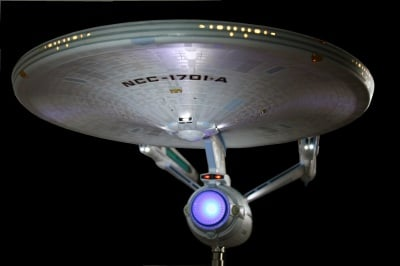 The Starship Enterprise